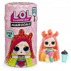 Игровой набор Кукла ЛОЛ c прошитыми волосами и 15 аксессуарами - LOL Surprise! Style Me Series Hairgoals Wave 2