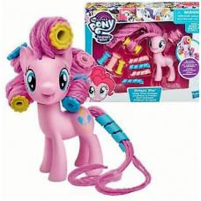 Игровой Набор Пинки Пай Праздничные прически Моя Маленькая Пони - My Little Pony Twisty Twirly Hairstyles Hasbro