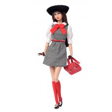Коллекционная Кукла Поппи Паркер в образе британской школьницы - Integrity Toys 2020 Poppy Parker Pretty Bird
