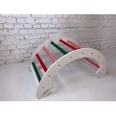 Детский Спортивный Комплекс Арка Пиклер - Игровая Мебель Монтессори от 3 месяцев и до 150 кг 47х94х49 см 62386