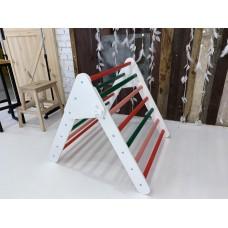 Детский Спортивный Комплекс Треугольник Пиклера для детей от 3 месяцев и до 150 кг 85x74x79 см 62419