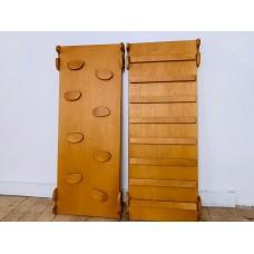 Детская Горка для Спортивного Комплекса - Игровая Мебель Монтессори от 3 месяцев и до 150 кг 39х100х7 см