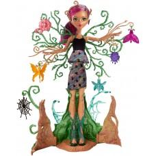 Кукла Монстер Хай Триза Торнвиллоу Садовые Монстры растущая 38см - Monster High Garden Ghouls Treesa Thornwillow