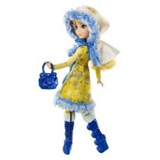 Кукла Блонди Локс Эвер Афтер Хай Эпическая зима с меховой накидкой - Ever After High Epic Winter Blondie Lockes