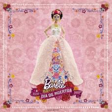 Коллекционная Кукла Барби День Мёртвых в кружевном платье с цветами и черепами - Dia De Muertos Barbie Doll 2020