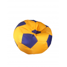 Мягкое Бескаркасное Кресло-мешок для детей Мяч с чехлом из ткани Оксфорд, наполнитель полистирол 90х90см