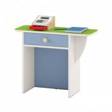 Детский Игровой Стол-тумба Прилавок с выдвижным ящиком с деревянной ручкой для детских садов 80х40х62 см 63773
