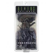 """Фигурка Чужой """"Ксеноморф"""" - Xenomorph, Defiance, Series 11, NECA, Aliens 7"""