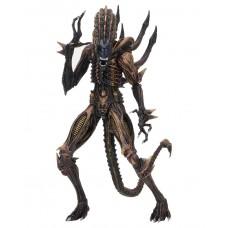 Игровая коллекционная Фигурка Neca Чужой Скорпион, хвост сгибается, высота 17см - Scorpion Alien, Series 13