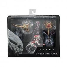 "Набор фигурок из к/ф ""Чужой: Завет"" - Alien: Covenant 7, Creature Accessory Pack, Series 7, Neca"