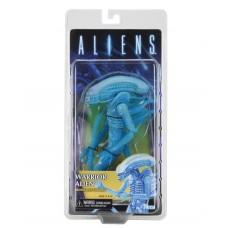 """Фигурка Чужой """"Воин"""" - Blue Warrior, Alien Attacker, Series 7, Neca"""