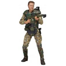 Фигурка сержанта Крейга Виндрикса по мотивам кф Чужие - Craig WIindrix, Neca, Series2