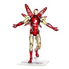 Фигурка Марвел, Железный Человек MK 85, Финал 18 см на подставке - Marvel Iron Man Mk 85, Avengers Endgame