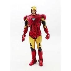 Игровая Фигурка Новый Железный человек Марк VI высота 14см маска снимается - Marvel New Iron Man Mark VI