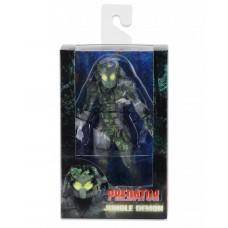 Фигурка Хищник Демон из джунглей - Jungle Demon Predator, NECA