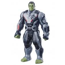 Игровая Коллекционная Фигурка Халк Мстители Финал, высота 30 см -Titan Hero Series, Hulk, Avengers Endgame