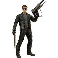 """Игровая Коллекционная Фигурка Neca Нека 7"""" Терминатор T-800 Battle Across Time Terminator2"""