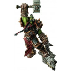 Фигурка Варкрафт, Орк Тралл, премиум серия 26 см - Orc Thrall, Warcraft, Premium Series