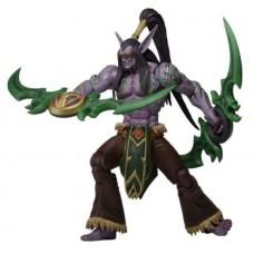 Игровая Коллекционная Фигурка Иллидан Герои бури, 15 см - Illidan Heroes of the Storm World Of Warcraft Neca