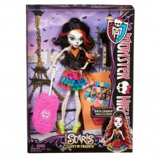 Кукла Монстер Хай Скелита Калаверас Скариж Monster High Skelita Calaveras Scaris