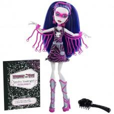 Кукла Монстер Хай Спектра Супергерой Monster High Spectra Power Ghouls