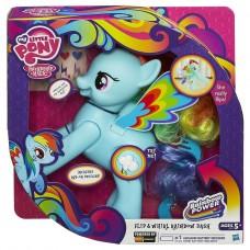 Моя маленькая пони рейнбоу дэш -My Little Pony Flip and Whirl Rainbow Dash
