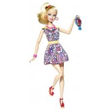 Кукла Барби Модница Блондинка BARBIE FASHIONISTAS SWAPPIN STYLES CUTIE DOLL