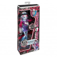 Кукла Монстер Хай Эбби Муз.фестиваль Monster High Abbey Bominable Music Festival
