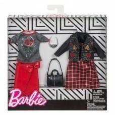 Набор одежды для барби - Barbie Fashions Punk Rock, 2 Pack 45371-04 ga-725755372