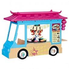 Игровой набор Сансет Шиммер Грузовик суши Моя маленькая пони - My Little Pony Equestria Girls Minis Sushi Truck