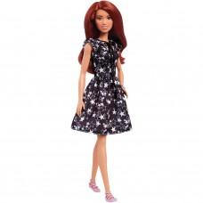 Кукла Барби Модница в черном платье - Barbie Fashionistas