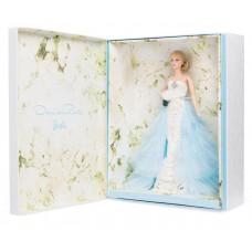 Коллекционная Свадебная Кукла Барби Невеста, платье со шлейфом Оскар де ла Рента - Wedding Day Collector Edition