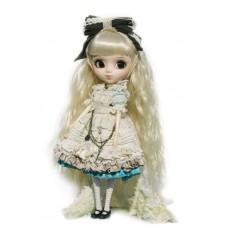 Кукла Коллекционная Пуллип Романтичная Алиса в голубом с аксессуарами, подставкой, 31 см - Pullip Romantic Alice
