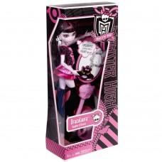 Кукла Монстер Хай Дракулаура Убийственный стиль Draculaura Killer Style