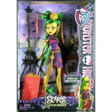 Кукла Монстер Хай Джинафаер Лонг Скариж Monster High Jinafire Long Scaris