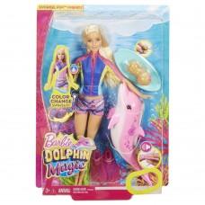 Кукольный набор Кукла Барби Подводное плавание Магия дельфина Barbie Doll