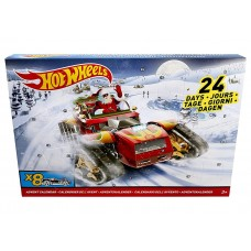 Хот вилс календарь - Hot Wheels Advent Calendar