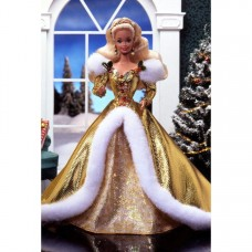 Коллекционная Кукла Барби Праздничная Счастливого рождества 1994 года  - Barbie Happy Holidays