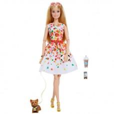 Коллекционная Кукла Барби шарнирная Прогулка в парке Высокая Мода Barbie Look Collector Doll Park Pretty