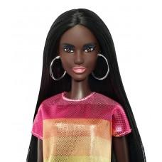 Кукла Барби Модница Чёрные волосы - Barbie Fashionistas
