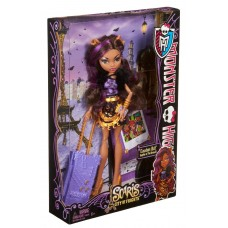 Кукла Монстер Хай Клодин Вульф Скариж Monster High Clawdeen Wolf Scaris