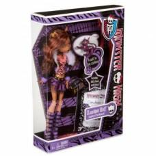 Кукла Монстер Хай Клодин Вульф самый первый выпуск Monster High Clawdeen Wolf