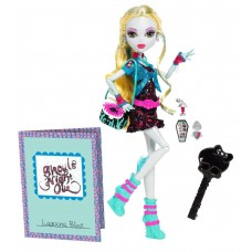 Кукла Монстер Хай Лагуна Блю Ночь Монстров Monster High Lagoona Blue Ghouls Night Out