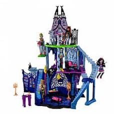 Кукольный игровой набор Monster High Катакомбы Монстер Хай Playset Freaky Fusion Catacombs