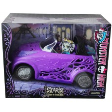 Монстер Хай Конвертибль Monster High Travel Scaris Convertible Vehicle