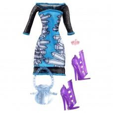 Набор одежды для Эбби базовый Monster High Abbey Bominable Basic Fashion Pack