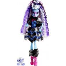 Коллекционная Кукла Монстер Хай Эбби Комик Кон San Diego Comic Con – Monster High Abbey Bominable Collector Doll