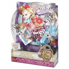 Кукла Эвер Афтер Хай Эппл Уайт Путь в Страну Чудес EAH Way Too Wonderland Apple White Doll