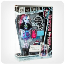 Кукла Монстер Хай Эбби Боминейбл День Фотографии Monster High Abbey Bominable Picture Day