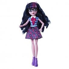 Кукла Твайлайт Спаркл, девочки Эквестрии Моя Маленькая Пони - My Little Pony Equestria Girls Classic Style, Hasbro